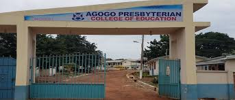 Image result for agogo presbyterian college of education admission requirements