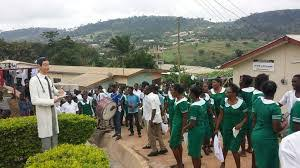 Agogo Presbyterian Nursing Training College – All Ghana Schools