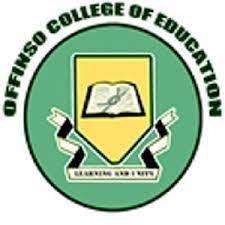 Offinso College of Education 2019/2020 Admission Forms Closing ...