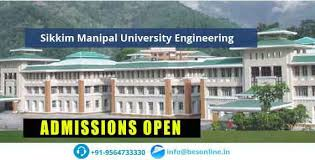 Image result for Sikkim Manipal University admission forms
