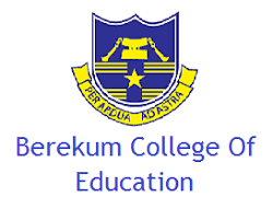 Image result for Berekum College of Education admission form