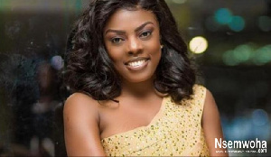 Nana Aba calls out 'hypocrisy' of Ghanaian female celebrities over latest social media challenge