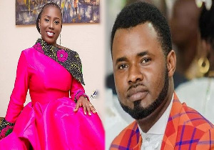 Your ignorance well noted but take tutorials from Diana Hamilton – Arnold Asamoah fires Ernest Opoku
