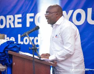 Bawumia lists 50 reasons Akufo-Addo is better than Mahama
