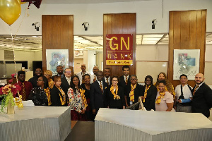 We're not a Ponzi Scheme – GN Bank