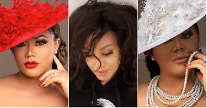 Nadia Buari in trouble as she shares full video of Beyoncé & Shatta Wale's song