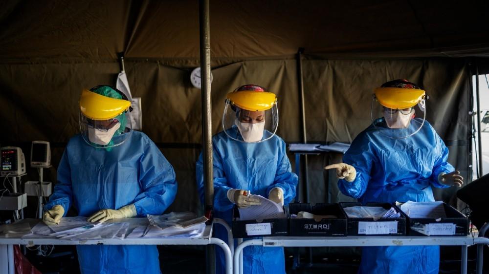 Healthcare workers across Africa share their coronavirus stories