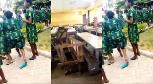 GES condemns Tweneboa Kodua SHS riot over 'too strict' headmaster