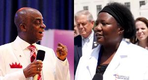 Oyedepo backs Stella Immanuel, says coronavirus has a cure