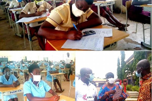More than 10,100 students in Kumasi sat for WASSCE