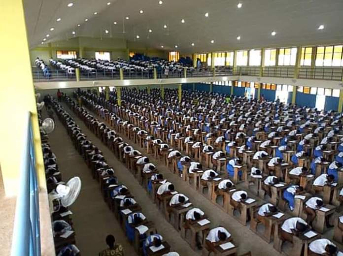 "How the Infected COVID-19 Candidates writes WASSCE at ""isolation exam centers"" – GES"