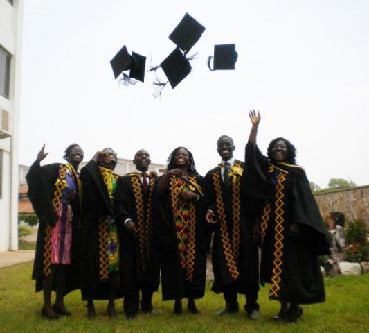 Maiden Virtual Congregation: University of Ghana graduates 14,000.