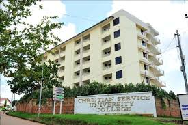 2020 - 2021 Cut Off Points For Christian Service University College -  Ghadmin
